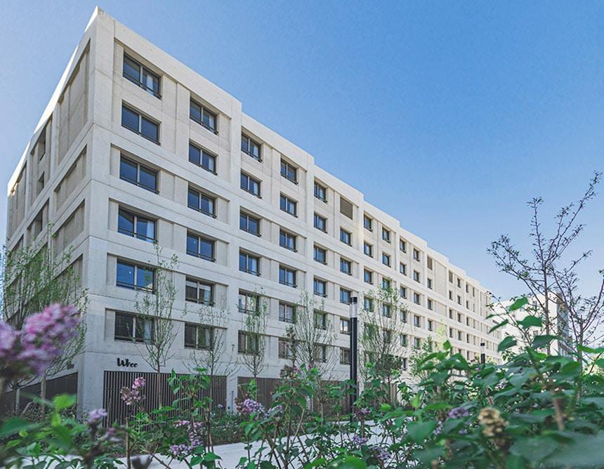 Une destination Bordeaux - Résidence Bordeaux Bacalan : Appartements meublés et équipés - Whoo