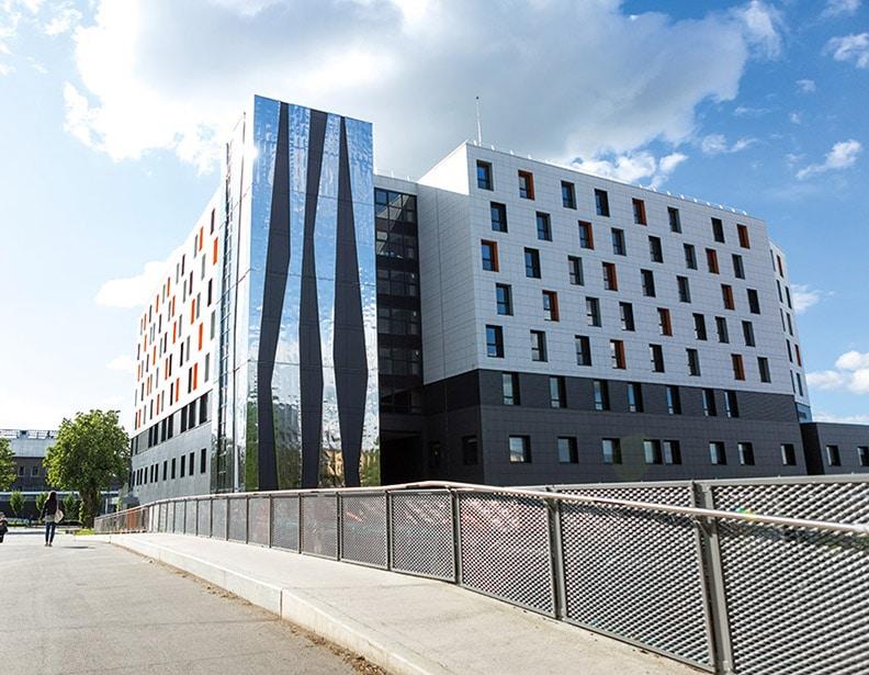 Une destination Rennes - Résidence Rennes Anatole France : Logements pour étudiants - Whoo