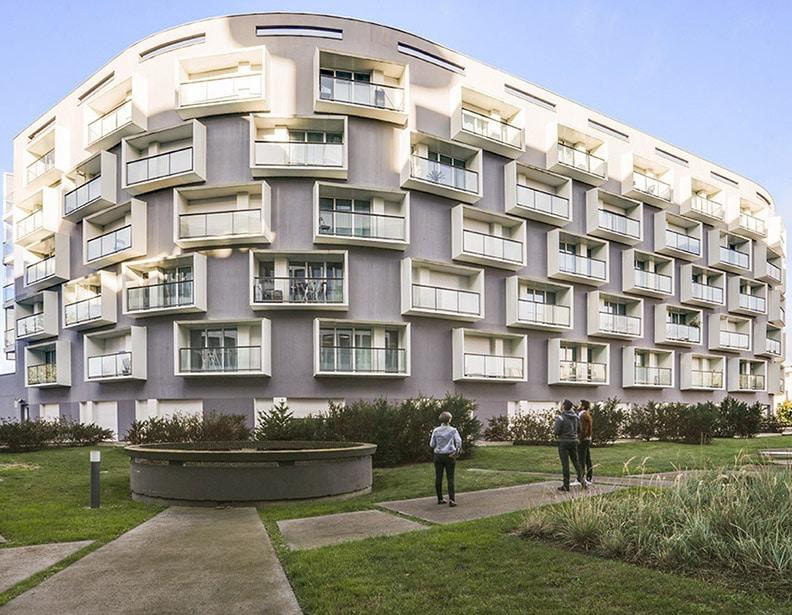 Une destination Rennes - Résidence Rennes Mabilais : Hébergements pour jeunes actifs - Whoo
