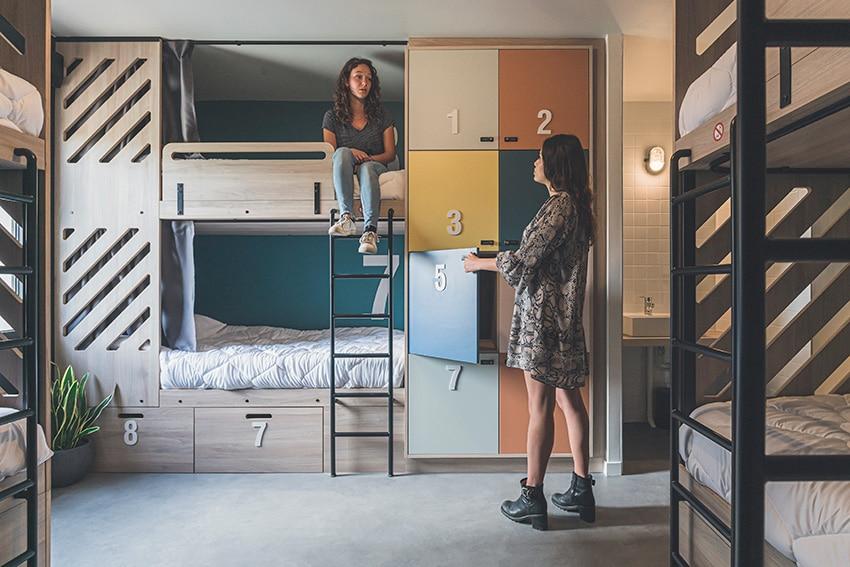 S'échapper - Hostel & Résidences Urbaines | Séjours et hébergements - Whoo